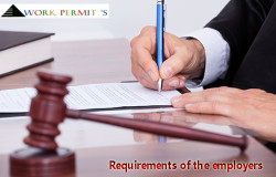 Immigration policy would be ordered by the requirements of the employers12